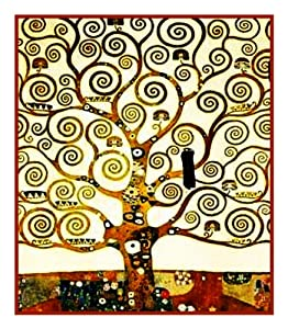 Klimt Tree Of Life Art Lesson Klimt s Tree of Life