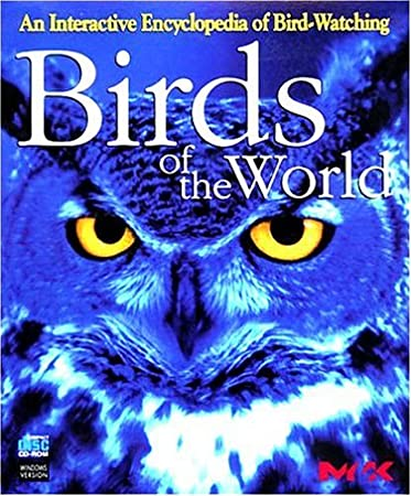Birds of the World: Interactive Encyclopedia of Bird-Watching (Windows)