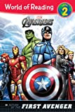 The Avengers: The Return of the First Avenger (Level 2) (World of Reading)