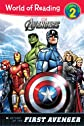 The Avengers: The Return of the First Avenger (Level 2) (World of Reading: Level 2)