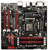 AS Rock LGA1155 Intel Z77 Quad CrossFirex Quad SLI SATA3 USB3.0 A GbE MATX Motherboard  Z77 PROFESSIONAL-M