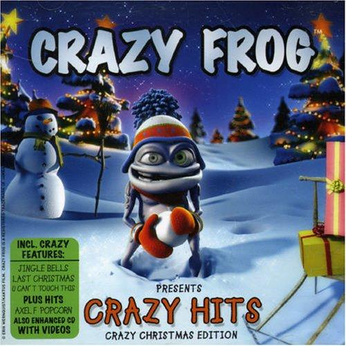Crazy Frog - Crazy Crazy Hits: Crazy Christmas Hits - Zortam Music