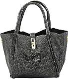 F Fashionstylus Handbag (Silver)