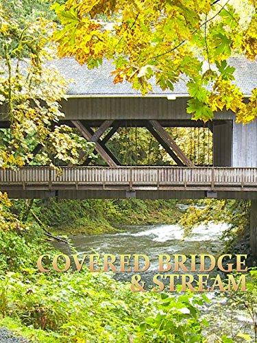 Covered Bridge & Stream