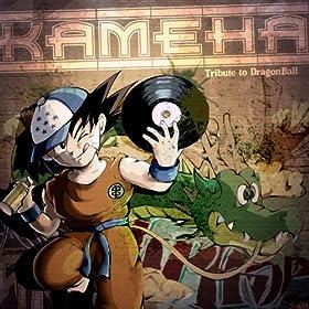 Kameha, Tribute to Dragon Ball