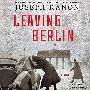 Leaving Berlin Hörbuch