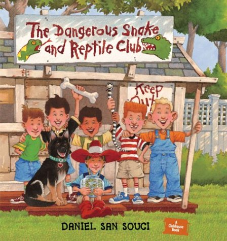 The Dangerous Snake & Reptile Club