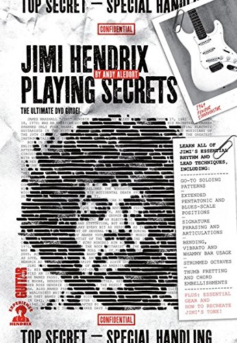 Jimi Hendrix Playing Secrets: The Ultimate DVD Guide!