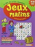 Jeux malins superamusants 8-10 ans