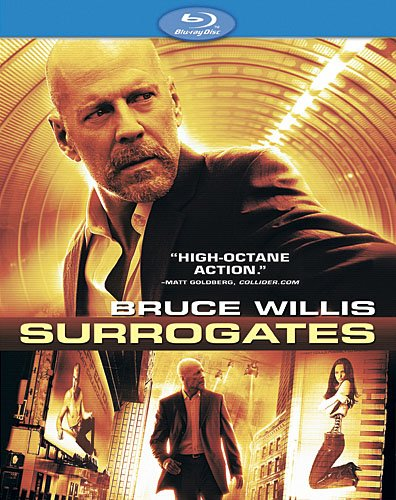 Surrogates - Blu-ray Review