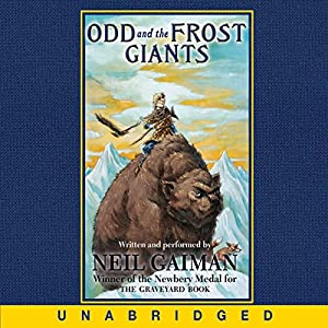 Odd and the Frost Giants Audiobook