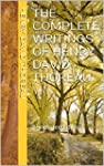 The Complete Writings of Henry David...