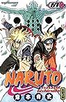 Naruto, tome 67 : La brèche par Masashi