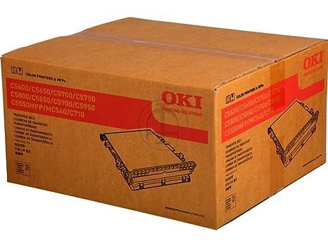 OKI C 710 CDTN (43363412) - original - Transfer-kit - 60.000 Pages