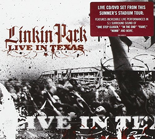 CD : Linkin Park - Live in Texas (With DVD, Digipack Packaging, 2 Disc)