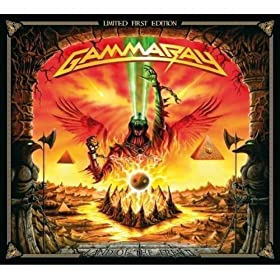 Cubra la imagen de la canción When the world por Gamma ray