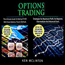 Options Trading Box Set Audiobook by Ken McLinton Narrated by C.J. McAllister