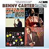 Four Classic Albums Plus (Benny Carter, Jazz Giant / Swingin' The '20's / Sax Ala Carter! / Aspects) (Remastered)