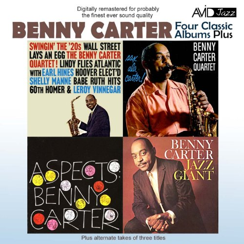 four-classic-albums-plus-benny-carter-jazz-giant-swingin-the-20s-sax-ala-carter-aspects-remastered
