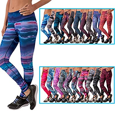 RBX Active Women's Printed Leggings