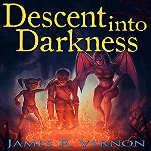 Descent into Darkness, Book 2 Audiobook
