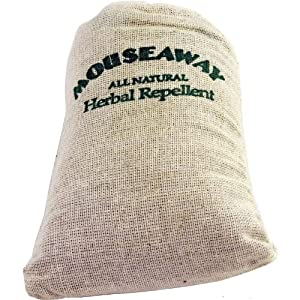 Mouse-Away All Natural Herbal Repellent Pouch
