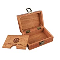 Raw® Wood Rolling Box