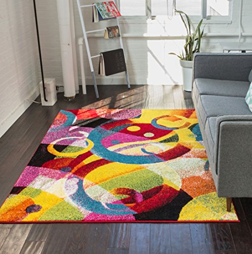 Funky Rainbow Colored Area Rugs Funkthishouse Com Funk