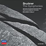 echange, troc  - Bruckner the symphonies