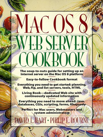 Mac OS 8 Web Server Cookbook