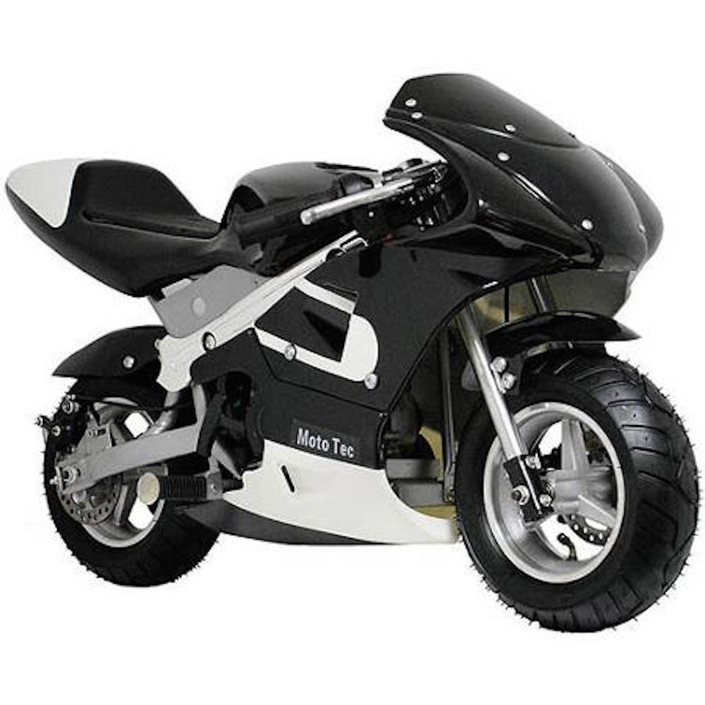 Gas Mototec Pocket Bike