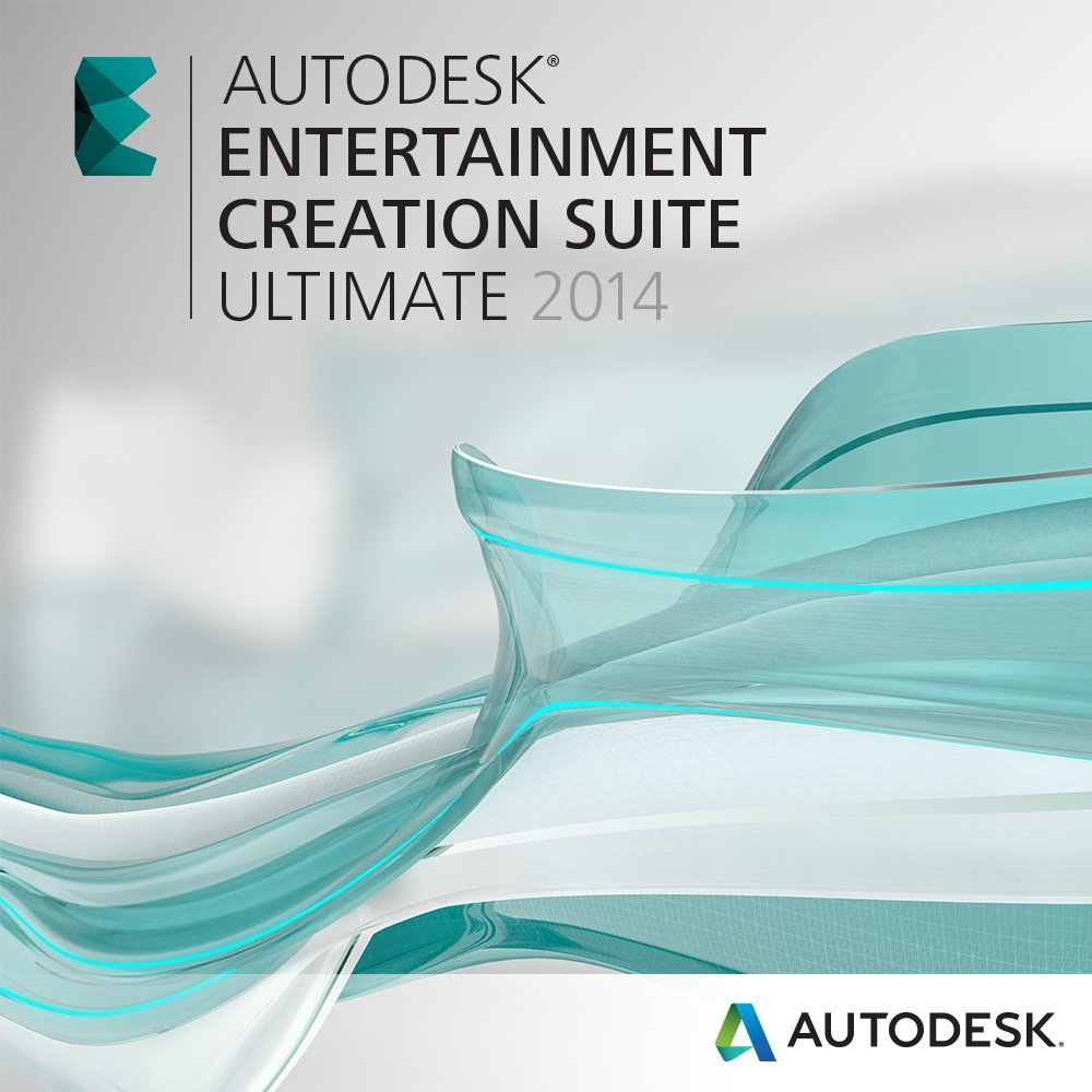 Autodesk Entertainment Creation Suite 2014