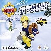 Abenteuer im Schnee (Feuerwehrmann Sam, Folgen 68-72) | Willi Röbke, Stefan Eckel, Ulrich Georg, Jakob Riedl