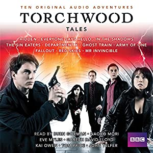 Torchwood Tales Radio/TV