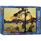 Eurographics Jack Pine by Tom Thomson 1000-Piece Puzzle
