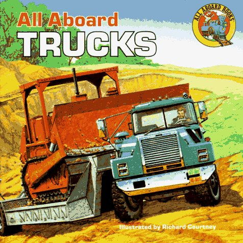 Image for All Aboard Trucks (Reading Railroad)