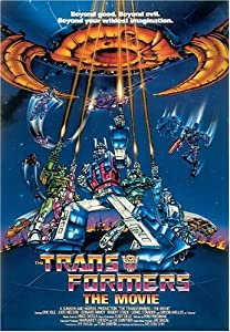 Cover of &quot;The Transformers - The Movie&quot;