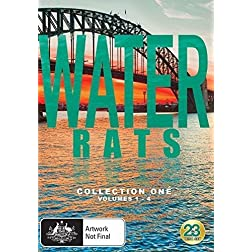 Water Rats: Collection 1 Vol 1-4/