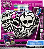 Tara Toy Monster High Color N Style Accent Pillow, Heart