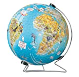 Ravensburger Discover the World puzzleball 540 piece