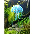 K�nstliche Quallen f�r Aquarium Ornament - Blue