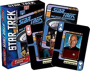 Star Trek New Generation Playing Cards