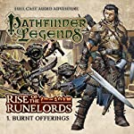 Pathfinder Legends - Rise of the Runelords 1.1 Burnt Offerings | Mark Wright