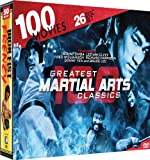 100 Greatest Martial Arts Classics Collection : The Big Fight - Black Cobra - Dynamite Shaolin Heroes - Kung Fu Warrior - Ninja: The Protector - Return of the Kung Fu Dragon - The Real Bruce Lee - The Street Fighter + 92 more!
