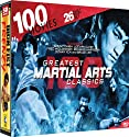 100 Greatest Martial Arts Classics Collection (26 Discos) [DVD]