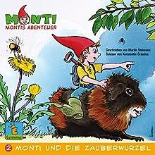 Monti und die Zauberwurzel (Montis Abenteuer 2) (       ungekürzt) von Martin Steimann Gesprochen von: Konstantin Graudus