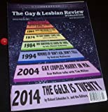 img - for The Gay & Lesbian Review Worldwide January/February 2014 (Volume XXI, Number 1) book / textbook / text book