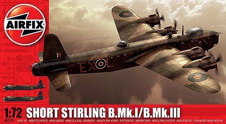 Airfix - A07002 - Construction et Maquettes - Bâtiment - Shorts Stirling B I/ II