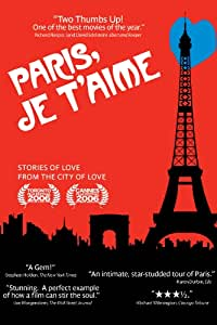 Paris je t'aime (DVD)