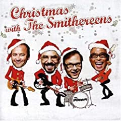 'Christmas with the Smithereens' album cover art